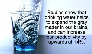 Benefits of Drinking Water
